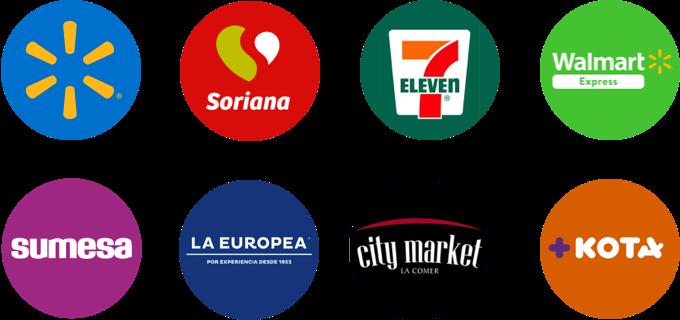 Logos comercios